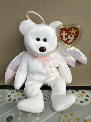£2.99 • Buy Ty Beanie Babies Halo The Bear Mint With Protected Tags. RETIRED