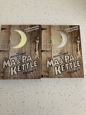 $4.99 • Buy The Adventures Of Ma And Pa Kettle Volume 1 DVD Comedy