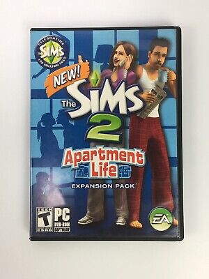 £12.31 • Buy The Sims 2: Apartment Life ~ Expansion Pack (PC Game DVD-ROM, 2008) W/Manual. O2