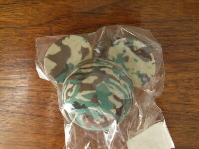 £9.20 • Buy Mickey Mouse Camouflage Antenna Pencil Topper Ball Military