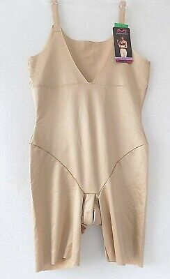 £19.99 • Buy Maidenform FULL BODY SUIT All Over Solutions Firm & Lightweight $57.00