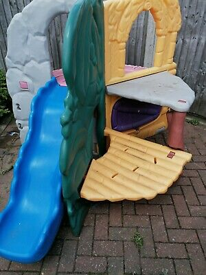 £40 • Buy Little Tikes Climbing Frame And Slide