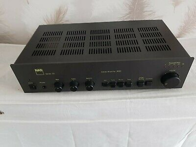 £127 • Buy NAD 3020 Stereo  Amplifier