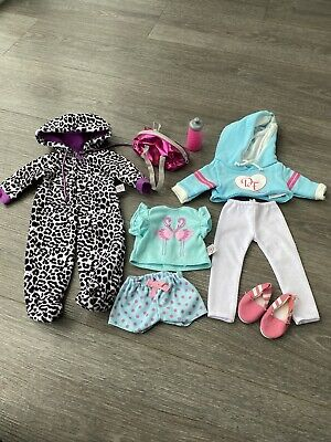 £12.50 • Buy Design A Friend Clothes Bundle All In One, Pj Set And Outfit