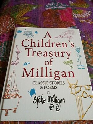 £2.80 • Buy A CHILDRENS TREASURY OF MILLIGAN: CLASSIC STORIES AND POEMS., Milligan, Spike.,