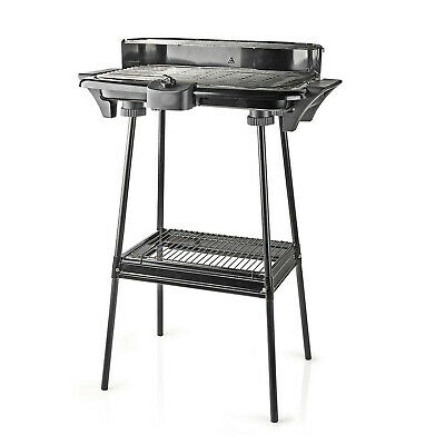 £38.92 • Buy 2KW Electric Grill BBQ With Stand Home Barbecue Kitchen Cooking Garden Camping