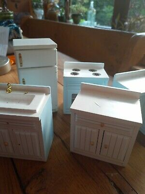 £2.20 • Buy Dolls House Furniture Scale Item Spare Or Repair 5 Items
