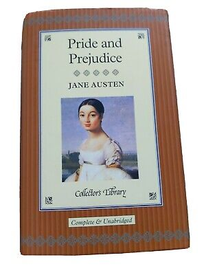 £1.50 • Buy Pride And Prejudice By Jane Austen (Hardcover, 2003) Collectors Library