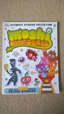 £1.99 • Buy Moshi Monsters Ultimate Sticker Collection