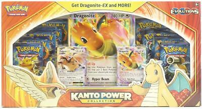 $205.95 • Buy Pokemon Kanto Power Collection Dragonite RED Box (XY Evolutions Boosters!)