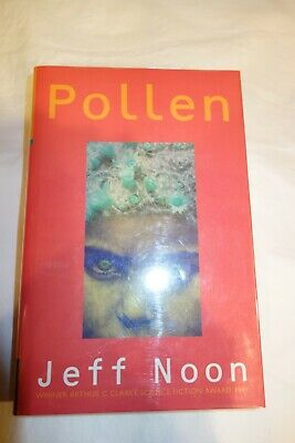 £3.62 • Buy Pollen By Jeff Noon, Signed (preowned)