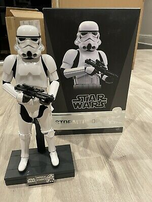 $ CDN466.89 • Buy Hot Toys MMS393 Stormtrooper Sixth Scale Figure Rogue One: A Star Wars Story