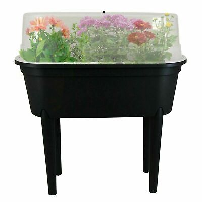 £22.99 • Buy Raised Garden Bed Planter Box Outdoor Greenhouse Flower Vegetable Box_Faulty
