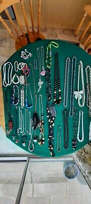 £15 • Buy Costume Jewellery Joblot, Collection Includes Topshop, River Island, And More.