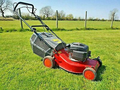 £75 • Buy Champion R484TR 18  Rotary Self Propelled Mower Cw Catcher