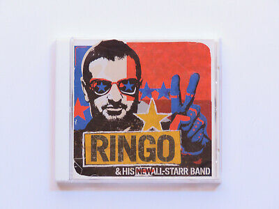 £5.50 • Buy Ringo & His New All-Starr Band (CD)