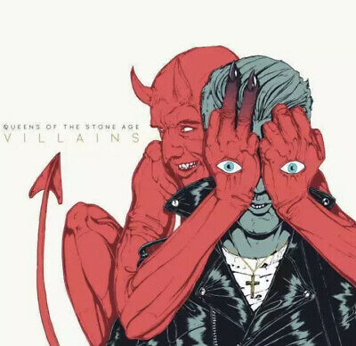 £9.99 • Buy Queens Of The Stone Age - Villains NEW CD