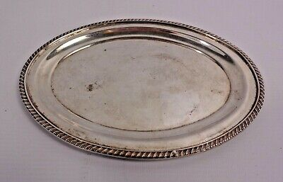 £9.99 • Buy The Cutlers Company 1836 Viners Of Sheffield Alpha Plate- Small Oval Plate