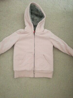 £10 • Buy Mini Boden Girls Shaggy Lined Hoodie, Age 7-8
