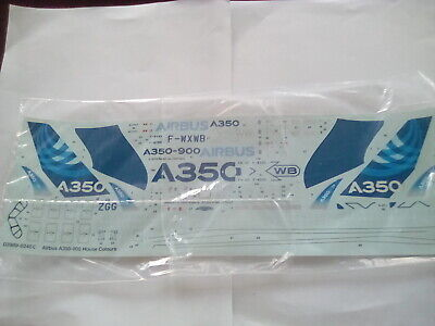 £4.45 • Buy Revell 03989, Airbus A350-900, House Colours , 1/144 Scale Decal