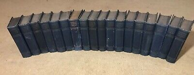 £75 • Buy Charles Dickens Library - Full Set Of 18 Volumes Illustrated By Harry Furniss.
