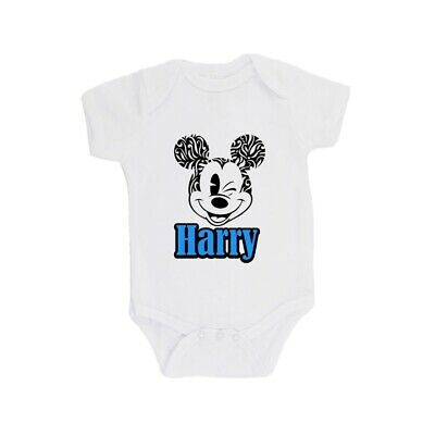 £5 • Buy Baby Clothes Bodysuit Personalised Clothing