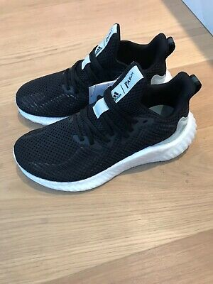 $ CDN42.89 • Buy Adidas Ultra Boost Parley UK Size 6.5 BlackNew With Tags!