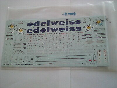 £2.75 • Buy Revell 04272 Airbus A320   Edelweiss   , 1/144 Scale Decal Sheet