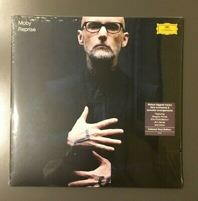 £30 • Buy New Moby –Reprise: Limited Edition Coloured  180g Vinyl