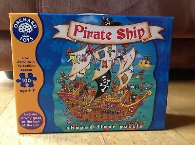 £5.20 • Buy Orchard Toys Pirate Ship Jigsaw 100 Piece