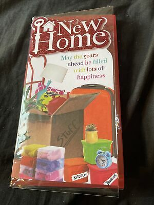 £1.19 • Buy New Home Card