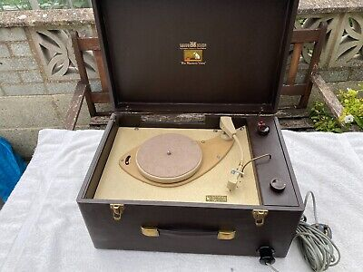 £67 • Buy Vintage HMV Record Player Fully Working