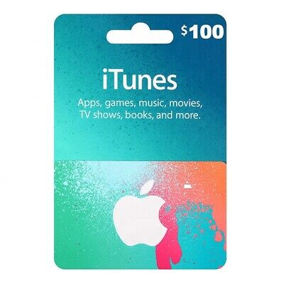 AU162.82 • Buy ITunes Gift Card $100 US