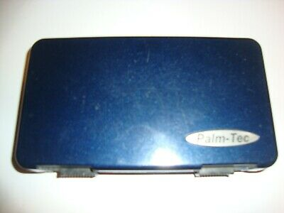 £9.95 • Buy Palm-Tec Dark Blue Hard Case For Psion 5 Or 5mx Or Series 3
