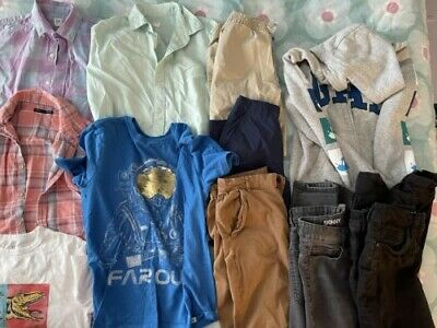 £8.99 • Buy Lovely Boys Bundle Of Gap And Next Clothes Age 11 - 12 Gap Size XL