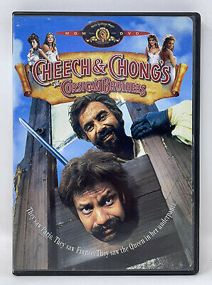 £14.51 • Buy Cheech And Chong's - The Corsican Brothers (DVD, 2002) MGM Widescreen OOP