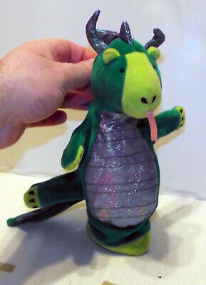 £6.99 • Buy 10  Green Dragon Hand Puppet Toy