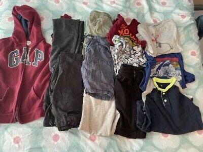 £8.99 • Buy Lovely Boys Bundle Of Gap, Next, Mountain Warehouse Clothes Age 9 - 10 Size L