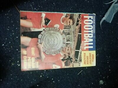 £1.10 • Buy Charles Buchan's, Football Monthly  1966