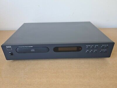 £75 • Buy NAD C521BEE Compact Disc CD Player Hi-Fi Separate Fully Working