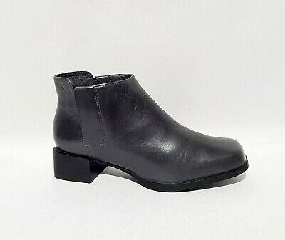£24.99 • Buy Camper Grey Leather Ankle Boots UK 6 Womens EU 39 VGC