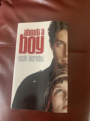 £3.30 • Buy About A Boy By Nick Hornby (Paperback, 2002)