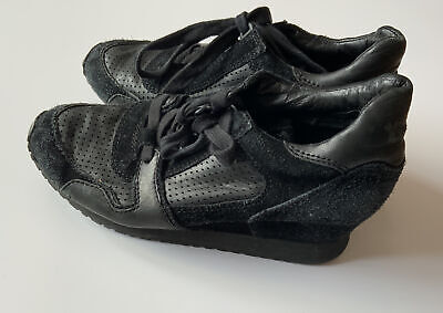 £8 • Buy Ash Black Trainers Size 4/37