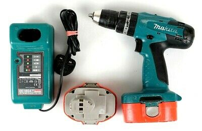 £39.99 • Buy Makita 8391D 18V Cordless Combi Drill With 2 Batteries And Charger