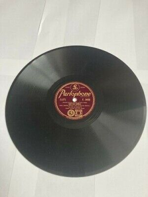 £2 • Buy Parlophone 78 Jimmy Shand & His Band Waltz Country Dance/ Scottish Ramble F3425