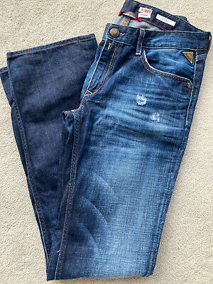 £17.49 • Buy Replay IOKO Womens Indigo Jeans, W30 L34, Size 10, Good Condition