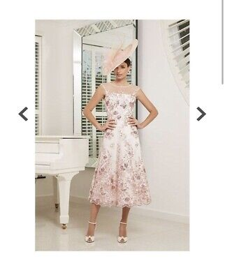 £350 • Buy Veni Infantino Mother Of The Bride Dress Size 12