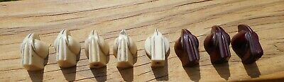 $ CDN12.08 • Buy Vintage Daka Ware Chicken Head Guitar Amplifier Knobs White And Brown Mixed Lot