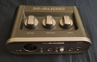 $51 • Buy M-audio Interface ML03-00454 -- Perfect Condition -- Works Great!!!