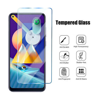 $ CDN3.69 • Buy For Samsung Galaxy A52 A32 A42 A51 Full Coverage Tempered Glass Screen Protector